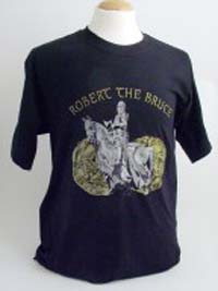 Robert The Bruce Tee Shirt