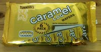 Tunnocks Caramel Logs