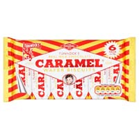 Tunnocks Caramel Wafers