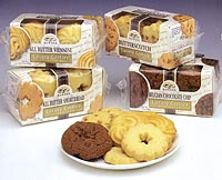 150g Border Biscuits Luxury Handbaked Cookies