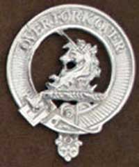 "Clan Crest Badge (size1.75""approx)"