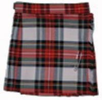 Boys Tartan Kilt (Dress Stewart)