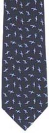 Flying Saltire polyester tie