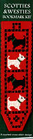 Scotties & Westies - Bookmark