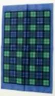 Black Watch Tartan Tea Towel
