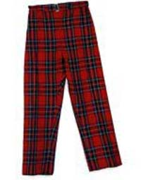 Boys Tartan Trousers (Royal Stewart)