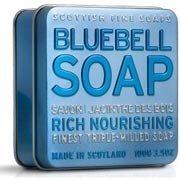 Bluebell Soap 100grm Tin