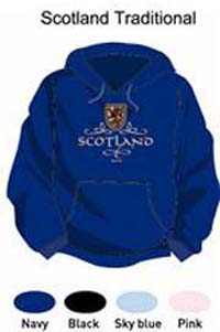 """Scotland"" traditional Hoody"