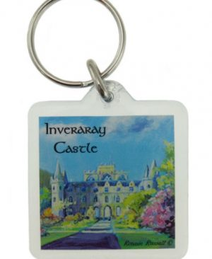 Inveraray Castle Keyring