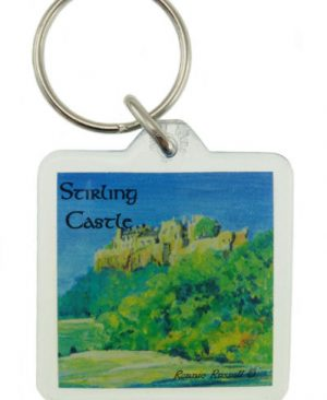Stirling Castle Keyring