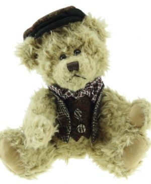 Harris Tweed Boy Bear