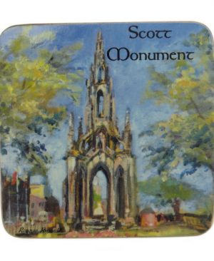 Scott Monument Coaster