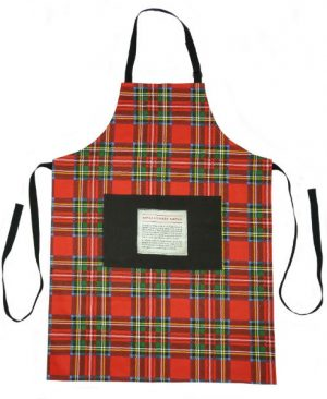 Royal Stewart Apron
