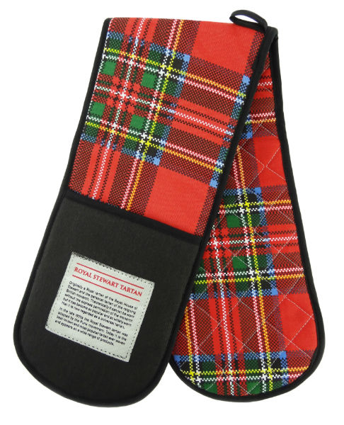 Royal Stewart Double Oven Glove