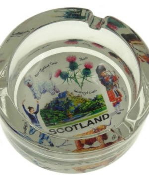 Scotland Ashtray