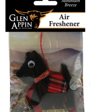 Air Freshener - Scottie