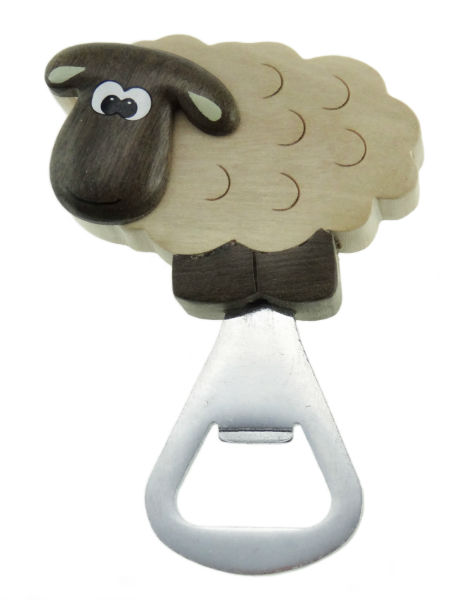 Sheep Bottle Opener