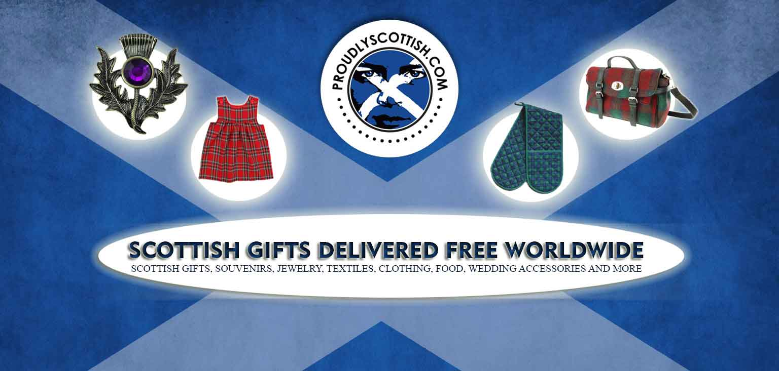 Scottish Gifts & Souvenirs Online | Proudly Scottish com